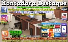 Montador de Móveis Bernardo do Recife PE e Grande Nordeste - MOBILIÁRIO CORPORATIVO - DESTAQUE MONTADORA - 027