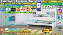 Montador de Móveis Bernardo do Recife PE e Grande Nordeste - MOBILIÁRIO CORPORATIVO E RESIDENCIAS - DESTAQUE MONTADORA - 002 - 1600x900