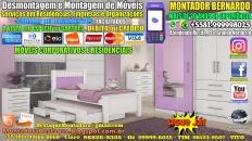 Montador de Móveis Bernardo do Recife PE e Grande Nordeste - MOBILIÁRIO CORPORATIVO E RESIDENCIAS - DESTAQUE MONTADORA - 004 - 1600x900