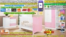 Montador de Móveis Bernardo do Recife PE e Grande Nordeste - MOBILIÁRIO CORPORATIVO E RESIDENCIAS - DESTAQUE MONTADORA - 007 - 1600x900