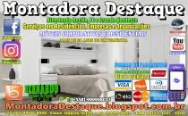 Montador de Móveis Bernardo do Recife PE e Grande Nordeste - MOBILIÁRIO CORPORATIVO E RESIDENCIAS - DESTAQUE MONTADORA - 007