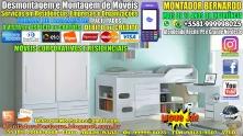 Montador de Móveis Bernardo do Recife PE e Grande Nordeste - MOBILIÁRIO CORPORATIVO E RESIDENCIAS - DESTAQUE MONTADORA - 011 - 1600x900
