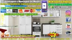 Montador de Móveis Bernardo do Recife PE e Grande Nordeste - MOBILIÁRIO CORPORATIVO E RESIDENCIAS - DESTAQUE MONTADORA - 013 - 1600x900