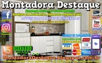 Montador de Móveis Bernardo do Recife PE e Grande Nordeste - MOBILIÁRIO CORPORATIVO E RESIDENCIAS - DESTAQUE MONTADORA - 013