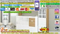 Montador de Móveis Bernardo do Recife PE e Grande Nordeste - MOBILIÁRIO CORPORATIVO E RESIDENCIAS - DESTAQUE MONTADORA - 016 - 1600x900