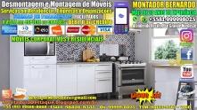 Montador de Móveis Bernardo do Recife PE e Grande Nordeste - MOBILIÁRIO CORPORATIVO E RESIDENCIAS - DESTAQUE MONTADORA - 020 - 1600x900
