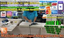 MONTADOR DE MÓVEIS BERNARDO WhatsApp +55 (81) 99999-8025 Móveis Corporativos e Residenciais - 08 - 20180315