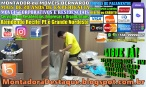 MONTADOR DE MÓVEIS BERNARDO WhatsApp +55 (81) 99999-8025 Móveis Corporativos e Residenciais - 08 - 2018035