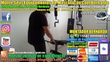 Montagem de Equipamentos de Musculação Para Academias e Residências em Recife, MONTADOR BERNARDO, WhatsApp +55 (81) 99999-8025 -20170914