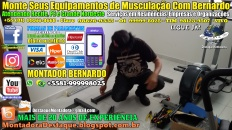 Montagem de Equipamentos de Musculação Para Academias e Residências em Recife, MONTADOR BERNARDO, WhatsApp +55 (81) 99999-8025 -20170918