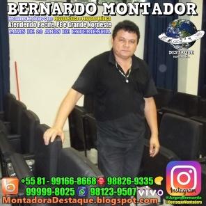 Bernardo Montador de Móveis Olinda, Jaboatão, Recife WhatsApp +55 (81) 99999-8025 - 2000X2000 Perfil Facebook 01