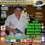 Bernardo Montador de Móveis Olinda, Jaboatão, Recife WhatsApp +55 (81) 99999-8025 - 2000X2000 Perfil Facebook 02