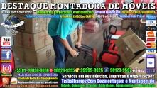 Montador de Móveis Olinda, Jaboatão, Recife, Camaragibe, Cabo, Paulista, Moreno, WhatsApp +55 (81) 99999-8025 - DESTAQUE MONTADORA - 001