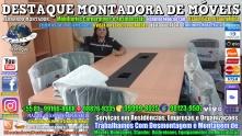 Montador de Móveis Olinda, Jaboatão, Recife, Camaragibe, Cabo, Paulista, Moreno, WhatsApp +55 (81) 99999-8025 - DESTAQUE MONTADORA - 004