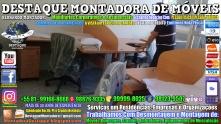 Montador de Móveis Olinda, Jaboatão, Recife, Camaragibe, Cabo, Paulista, Moreno, WhatsApp +55 (81) 99999-8025 - DESTAQUE MONTADORA - 005