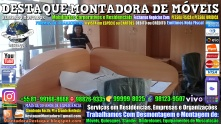 Montador de Móveis Olinda, Jaboatão, Recife, Camaragibe, Cabo, Paulista, Moreno, WhatsApp +55 (81) 99999-8025 - DESTAQUE MONTADORA - 006