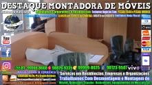 Montador de Móveis Olinda, Jaboatão, Recife, Camaragibe, Cabo, Paulista, Moreno, WhatsApp +55 (81) 99999-8025 - DESTAQUE MONTADORA - 007
