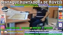 Montador de Móveis Olinda, Jaboatão, Recife, Camaragibe, Cabo, Paulista, Moreno, WhatsApp +55 (81) 99999-8025 - DESTAQUE MONTADORA - 008