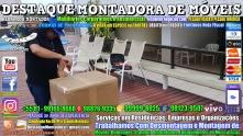 Montador de Móveis Olinda, Jaboatão, Recife, Camaragibe, Cabo, Paulista, Moreno, WhatsApp +55 (81) 99999-8025 - DESTAQUE MONTADORA - 009