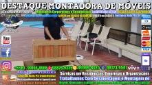 Montador de Móveis Olinda, Jaboatão, Recife, Camaragibe, Cabo, Paulista, Moreno, WhatsApp +55 (81) 99999-8025 - DESTAQUE MONTADORA - 010