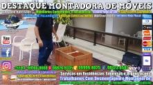 Montador de Móveis Olinda, Jaboatão, Recife, Camaragibe, Cabo, Paulista, Moreno, WhatsApp +55 (81) 99999-8025 - DESTAQUE MONTADORA - 012