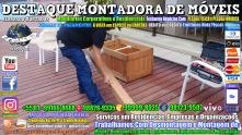 Montador de Móveis Olinda, Jaboatão, Recife, Camaragibe, Cabo, Paulista, Moreno, WhatsApp +55 (81) 99999-8025 - DESTAQUE MONTADORA - 013
