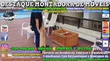 Montador de Móveis Olinda, Jaboatão, Recife, Camaragibe, Cabo, Paulista, Moreno, WhatsApp +55 (81) 99999-8025 - DESTAQUE MONTADORA - 014