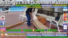 Montador de Móveis Olinda, Jaboatão, Recife, Camaragibe, Cabo, Paulista, Moreno, WhatsApp +55 (81) 99999-8025 - DESTAQUE MONTADORA - 015