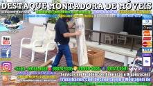 Montador de Móveis Olinda, Jaboatão, Recife, Camaragibe, Cabo, Paulista, Moreno, WhatsApp +55 (81) 99999-8025 - DESTAQUE MONTADORA - 016