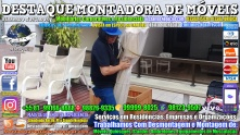 Montador de Móveis Olinda, Jaboatão, Recife, Camaragibe, Cabo, Paulista, Moreno, WhatsApp +55 (81) 99999-8025 - DESTAQUE MONTADORA - 017