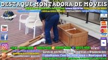 Montador de Móveis Olinda, Jaboatão, Recife, Camaragibe, Cabo, Paulista, Moreno, WhatsApp +55 (81) 99999-8025 - DESTAQUE MONTADORA - 018