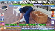 Montador de Móveis Olinda, Jaboatão, Recife, Camaragibe, Cabo, Paulista, Moreno, WhatsApp +55 (81) 99999-8025 - DESTAQUE MONTADORA - 019