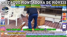 Montador de Móveis Olinda, Jaboatão, Recife, Camaragibe, Cabo, Paulista, Moreno, WhatsApp +55 (81) 99999-8025 - DESTAQUE MONTADORA - 020