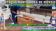 Montador de Móveis Olinda, Jaboatão, Recife, Camaragibe, Cabo, Paulista, Moreno, WhatsApp +55 (81) 99999-8025 - DESTAQUE MONTADORA - 021
