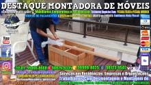 Montador de Móveis Olinda, Jaboatão, Recife, Camaragibe, Cabo, Paulista, Moreno, WhatsApp +55 (81) 99999-8025 - DESTAQUE MONTADORA - 022