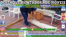Montador de Móveis Olinda, Jaboatão, Recife, Camaragibe, Cabo, Paulista, Moreno, WhatsApp +55 (81) 99999-8025 - DESTAQUE MONTADORA - 023