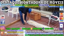 Montador de Móveis Olinda, Jaboatão, Recife, Camaragibe, Cabo, Paulista, Moreno, WhatsApp +55 (81) 99999-8025 - DESTAQUE MONTADORA - 024