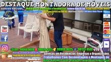 Montador de Móveis Olinda, Jaboatão, Recife, Camaragibe, Cabo, Paulista, Moreno, WhatsApp +55 (81) 99999-8025 - DESTAQUE MONTADORA - 025