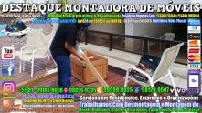Montador de Móveis Olinda, Jaboatão, Recife, Camaragibe, Cabo, Paulista, Moreno, WhatsApp +55 (81) 99999-8025 - DESTAQUE MONTADORA - 026