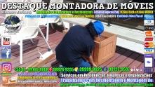 Montador de Móveis Olinda, Jaboatão, Recife, Camaragibe, Cabo, Paulista, Moreno, WhatsApp +55 (81) 99999-8025 - DESTAQUE MONTADORA - 027