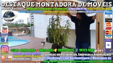 Montador de Móveis Olinda, Jaboatão, Recife, Camaragibe, Cabo, Paulista, Moreno, WhatsApp +55 (81) 99999-8025 - DESTAQUE MONTADORA - 029