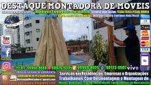 Montador de Móveis Olinda, Jaboatão, Recife, Camaragibe, Cabo, Paulista, Moreno, WhatsApp +55 (81) 99999-8025 - DESTAQUE MONTADORA - 030