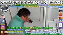 Montador de Móveis Olinda, Jaboatão, Recife, Camaragibe, Cabo, Paulista, Moreno, WhatsApp +55 (81) 99999-8025 - DESTAQUE MONTADORA - 034