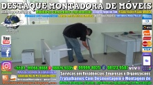 Montador de Móveis Olinda, Jaboatão, Recife, Camaragibe, Cabo, Paulista, Moreno, WhatsApp +55 (81) 99999-8025 - DESTAQUE MONTADORA - 048