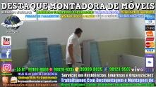 Montador de Móveis Olinda, Jaboatão, Recife, Camaragibe, Cabo, Paulista, Moreno, WhatsApp +55 (81) 99999-8025 - DESTAQUE MONTADORA - 050