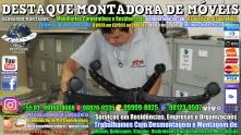 Montador de Móveis Olinda, Jaboatão, Recife, Camaragibe, Cabo, Paulista, Moreno, WhatsApp +55 (81) 99999-8025 - DESTAQUE MONTADORA - 052