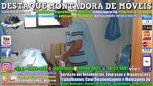 Montador de Móveis Olinda, Jaboatão, Recife, Camaragibe, Cabo, Paulista, Moreno, WhatsApp +55 (81) 99999-8025 - DESTAQUE MONTADORA - 054