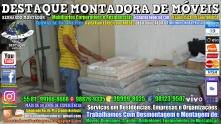 Montador de Móveis Olinda, Jaboatão, Recife, Camaragibe, Cabo, Paulista, Moreno, WhatsApp +55 (81) 99999-8025 - DESTAQUE MONTADORA - 057