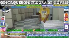 Montador de Móveis Olinda, Jaboatão, Recife, Camaragibe, Cabo, Paulista, Moreno, WhatsApp +55 (81) 99999-8025 - DESTAQUE MONTADORA - 059