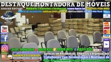 Montador de Móveis Olinda, Jaboatão, Recife, Camaragibe, Cabo, Paulista, Moreno, WhatsApp +55 (81) 99999-8025 - DESTAQUE MONTADORA - 060